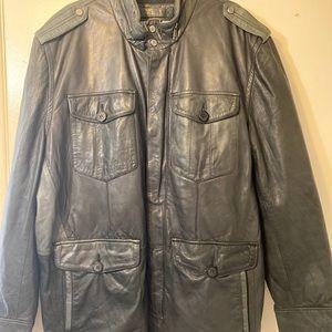 MARC NEW YORK men's leather Jacket
